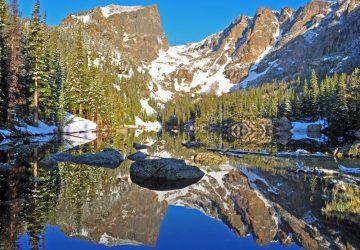 Rocky Mountain National Park: Gipfel, Wasserfälle und Panoramen
