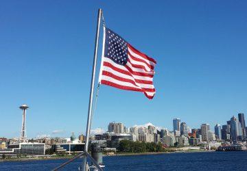 Seattle: Vor der Kulisse des Mt. Rainier