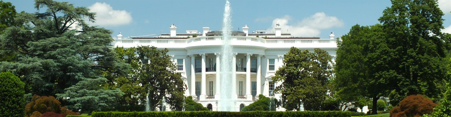 Weißes Haus, Washington DC