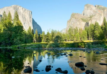 Yosemite Nationalpark: 3.000 km² einzigartige Wildnis