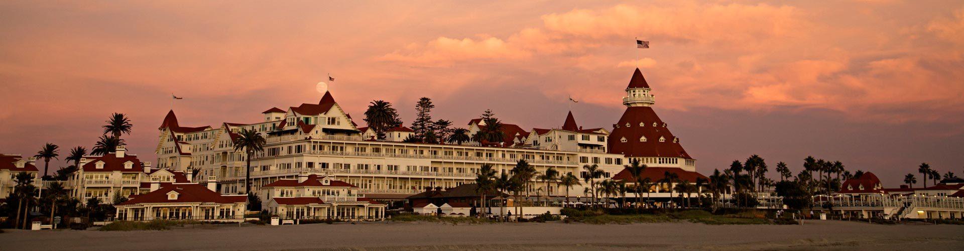 Coronado Hotel, San Diego, Kalifornien
