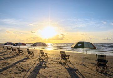 Die Riviera: Sensationelle Strand-Überraschungen