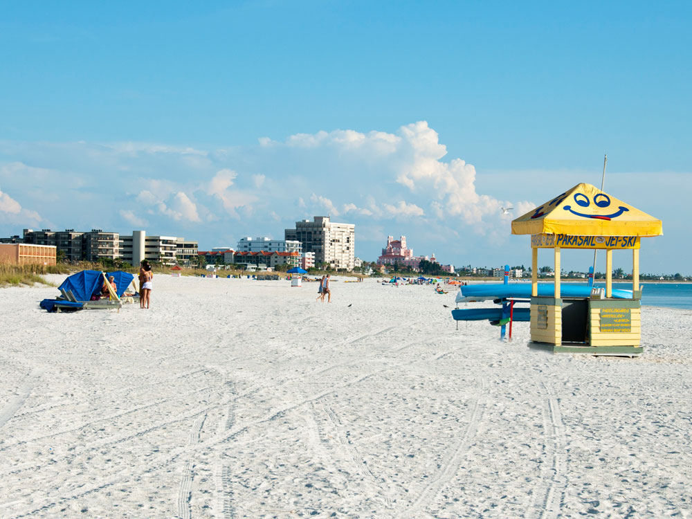 Gulf Boulevard, St. Petersburg, Florida