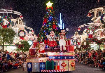 Weihnachten in Orlando