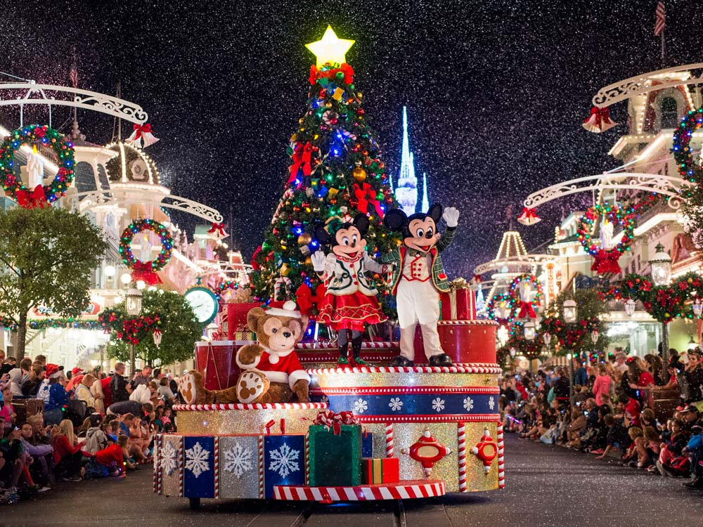 Mickey's Merry Christmas Party, Magic Kingdom Park