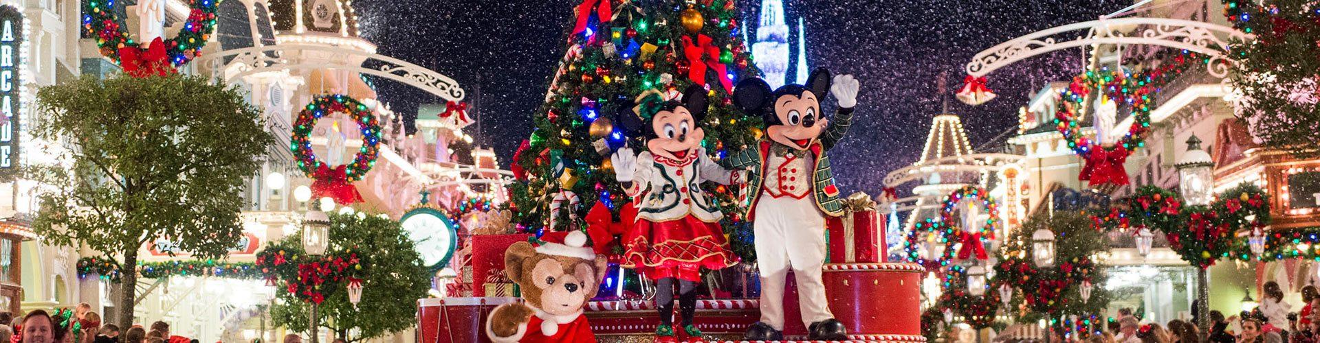 Mickey's Merry Christmas Party, Magic Kingdom Park