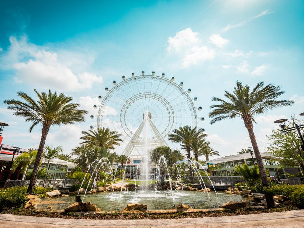 Orlando Eye, Orlando, Florida