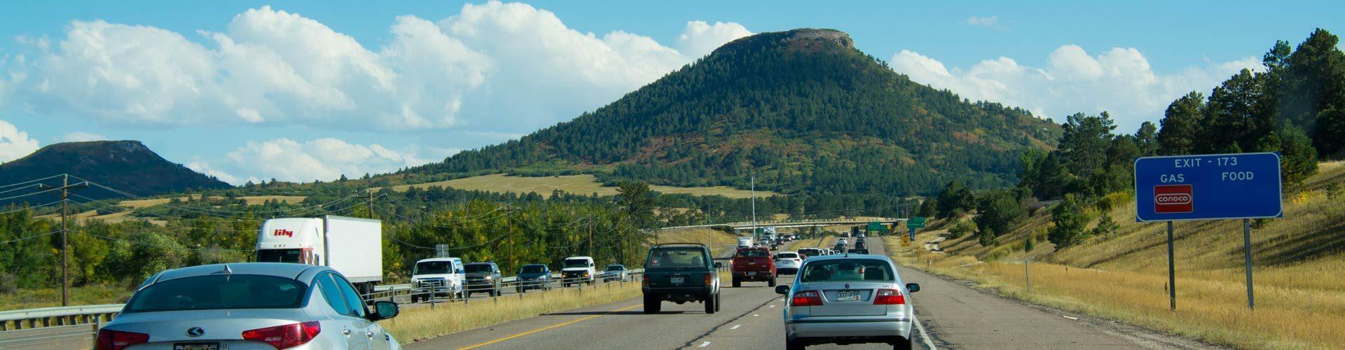 Highway in Colorado