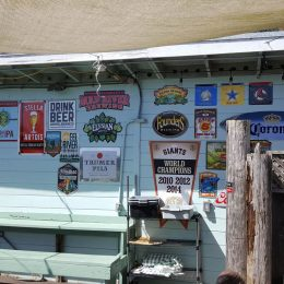 Rough Bar in Fort Bragg