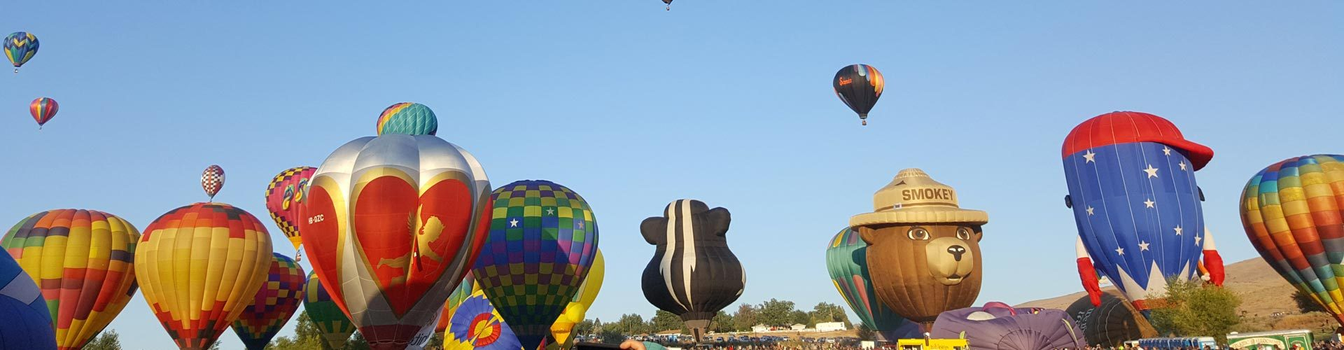 Great Reno Balloon Races, Nevada