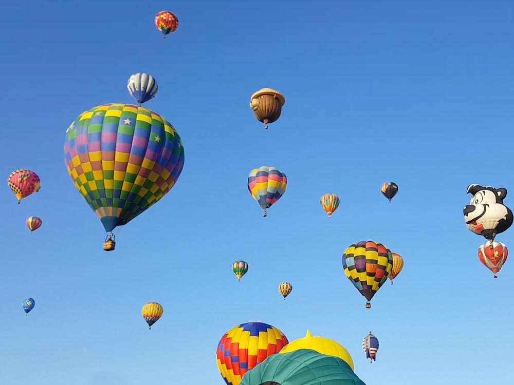Reno, Nevada, Great Reno Balloon Races
