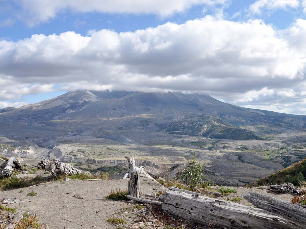 Mount St. Helens Volcanic National Monument, Washington State