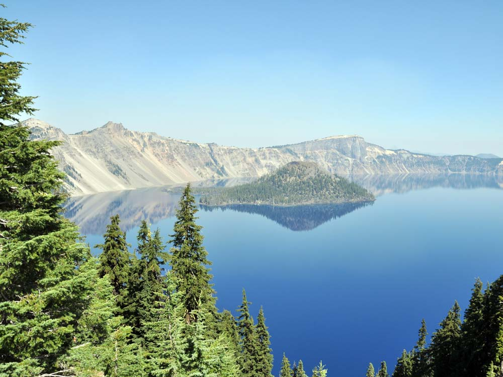 Crater Lake Nationalpark, Oregon