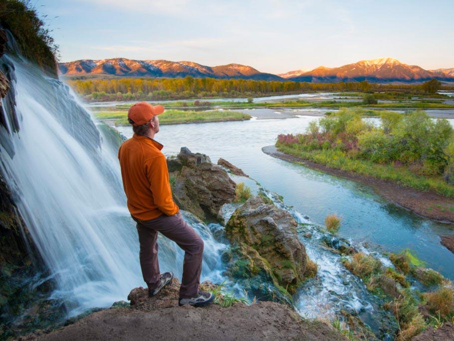 Landschaft in Idaho