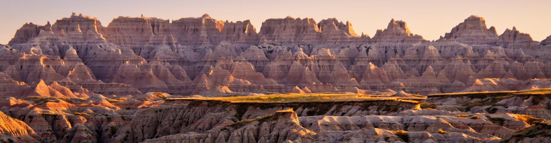 Badlands Nationalpark, South Dakota